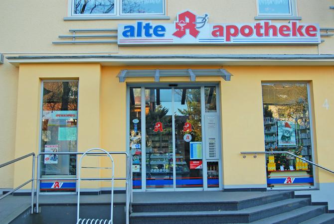 Apotheke in Bochum