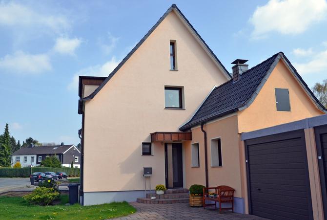 Einfamilienhaus in Bochum