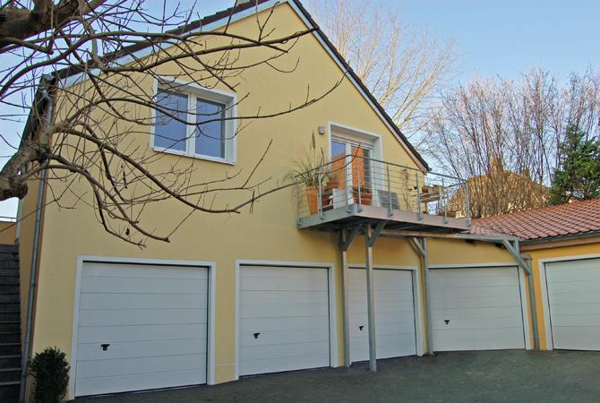 Mehrfamilienhaus in Bochum